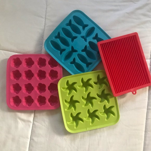 IKEA Other - Shaped Ice Cube Tray IKEA